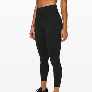 "Lululemon Align Pant 28"" Black Size 8"